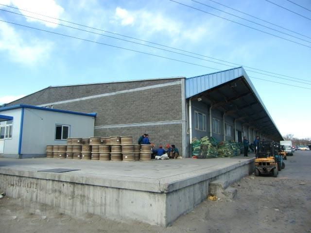 仓库装卸区设计图